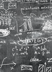 chalkboard strategy rectangle